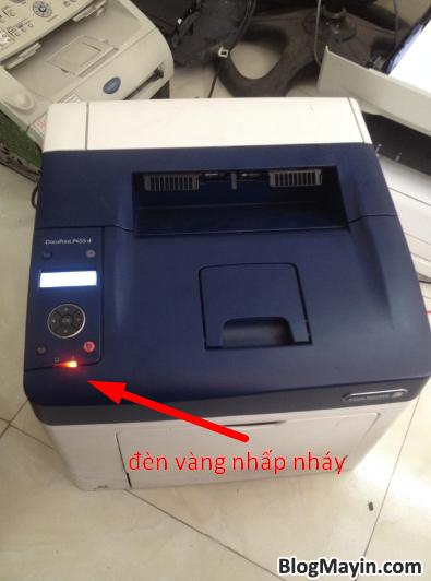 Hướng dẫn các bạn cách Reset máy in Fuji Xerox + Hình 2