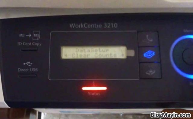 Hướng dẫn các bạn cách Reset máy in Fuji Xerox + Hình 6