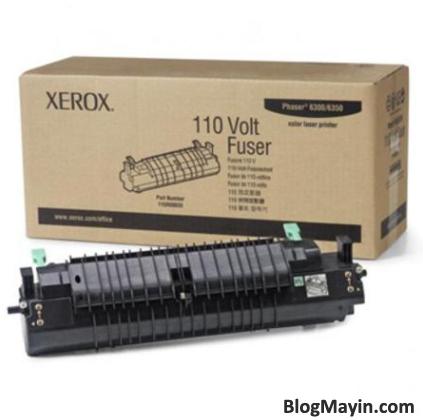 Tổng hợp và sửa các lỗi thường gặp trên máy in Fuji Xerox + Hình 7