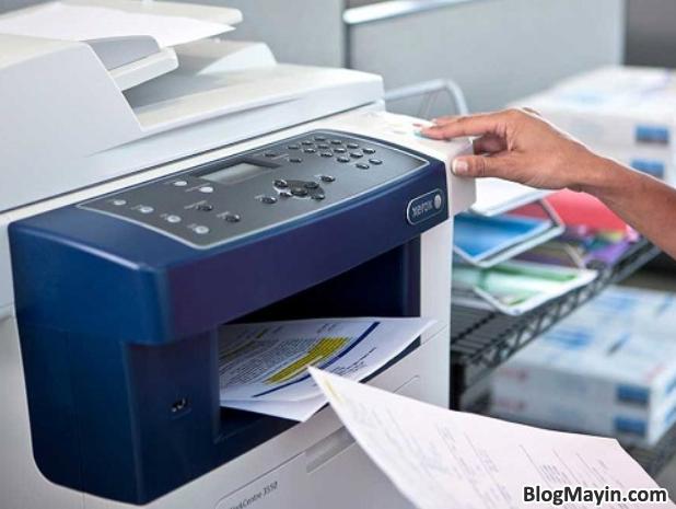 Tổng hợp và sửa các lỗi thường gặp trên máy in Fuji Xerox + Hình 11